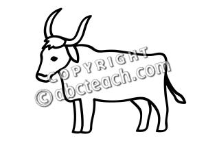 ox clip art clipart panda free clipart images rh clipartpanda com oxen yoke clipart