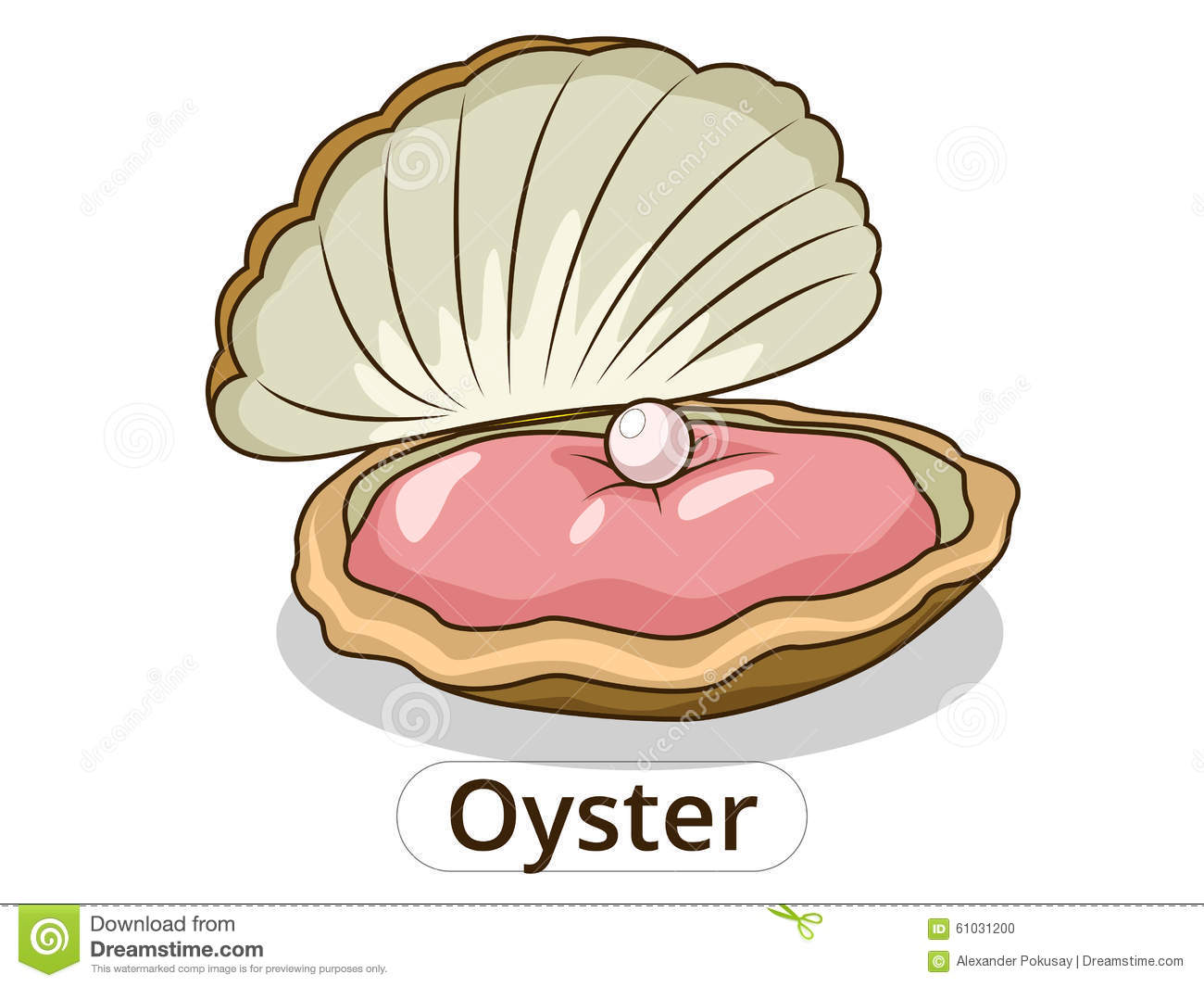 Oyster Clipart | Clipart Panda - Free Clipart Images