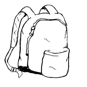 kid with backpack clipart clipart panda free clipart sleeping bag clipart black and white sleeping bag and pillow clipart
