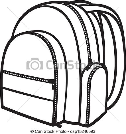 backpack clipart black and white clipart panda free clipart images rh clipartpanda com Pizza Clip Art Black and White Clip Art Black and White Sneakers