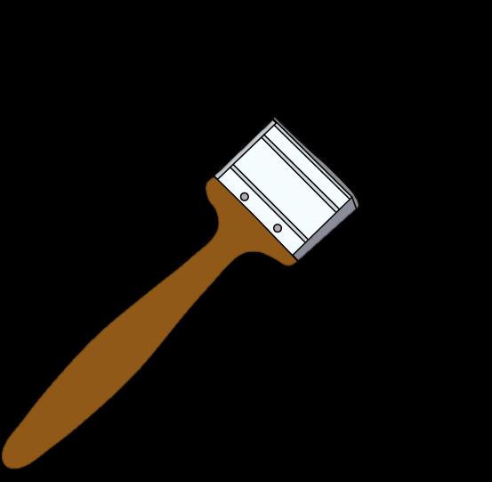 Paint Brush Png | Clipart Panda - Free Clipart Images