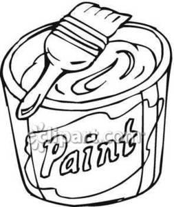 paint%20bucket%20and%20brush%20clip%20art
