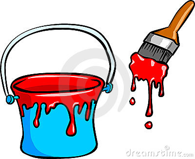 paint can clipart – Clipart Download