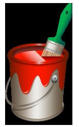 paint bucket clip art clipart panda free clipart images rh clipartpanda com clipart paint bucket design Paint Bucket Clip Art Black and White