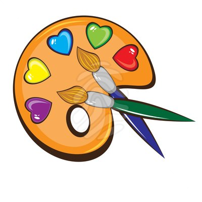Image result for paint brush clipart