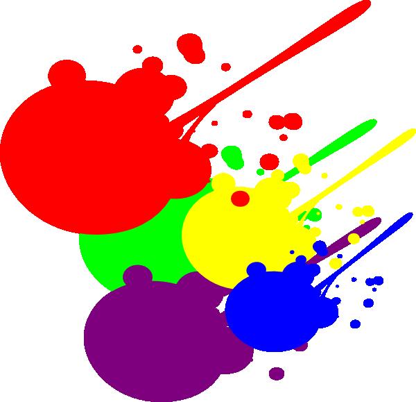 paint splatter clip art clipart panda free clipart images rh clipartpanda com paint splatter clipart png paint splatter clip art yellow