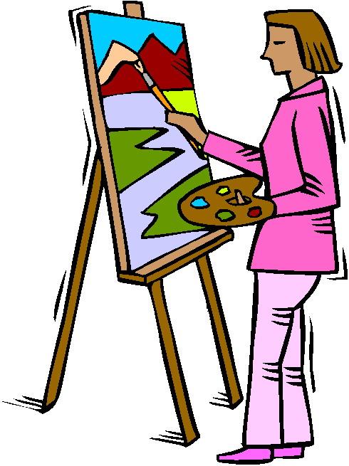 painter 20clipart clipart panda free clipart images Paint Brush Clip Art art easel clip art for visio