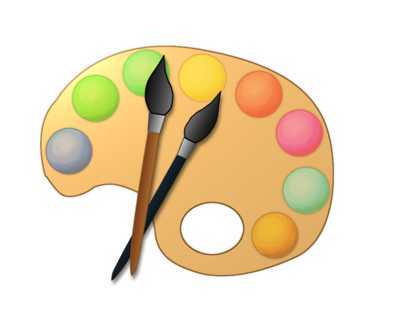 Painting Clipart | Clipart Panda - Free Clipart Images
