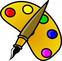 Clip Art Painting Clip Art painting clip art free clipart panda images