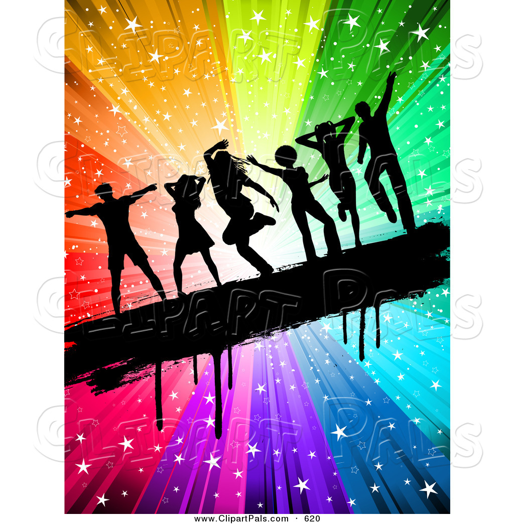 Party People Dancing | Clipart Panda - Free Clipart Images