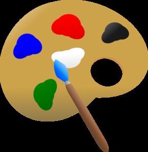 Face Painting Palette Transparent Background