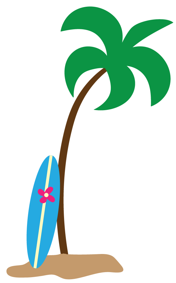 palm tree clip art - photo #14