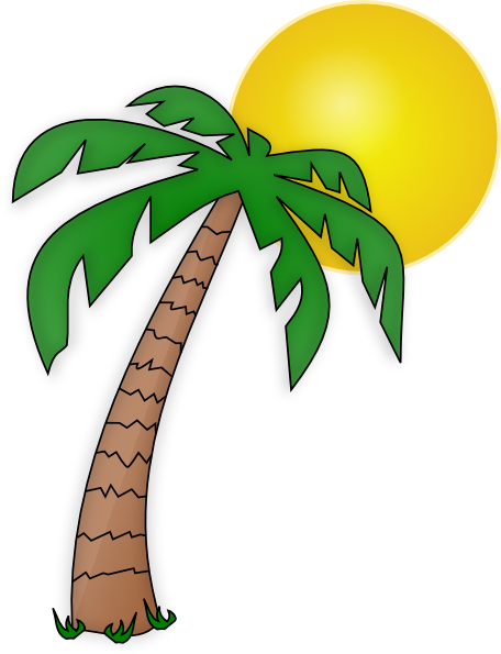 palm tree clipart clipart panda free clipart images clip art palm tree plan view clip art palm tree black and white