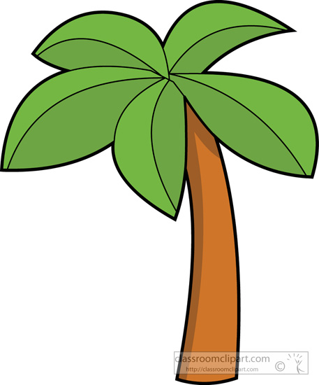 Palm Tree No Background | Clipart Panda - Free Clipart Images