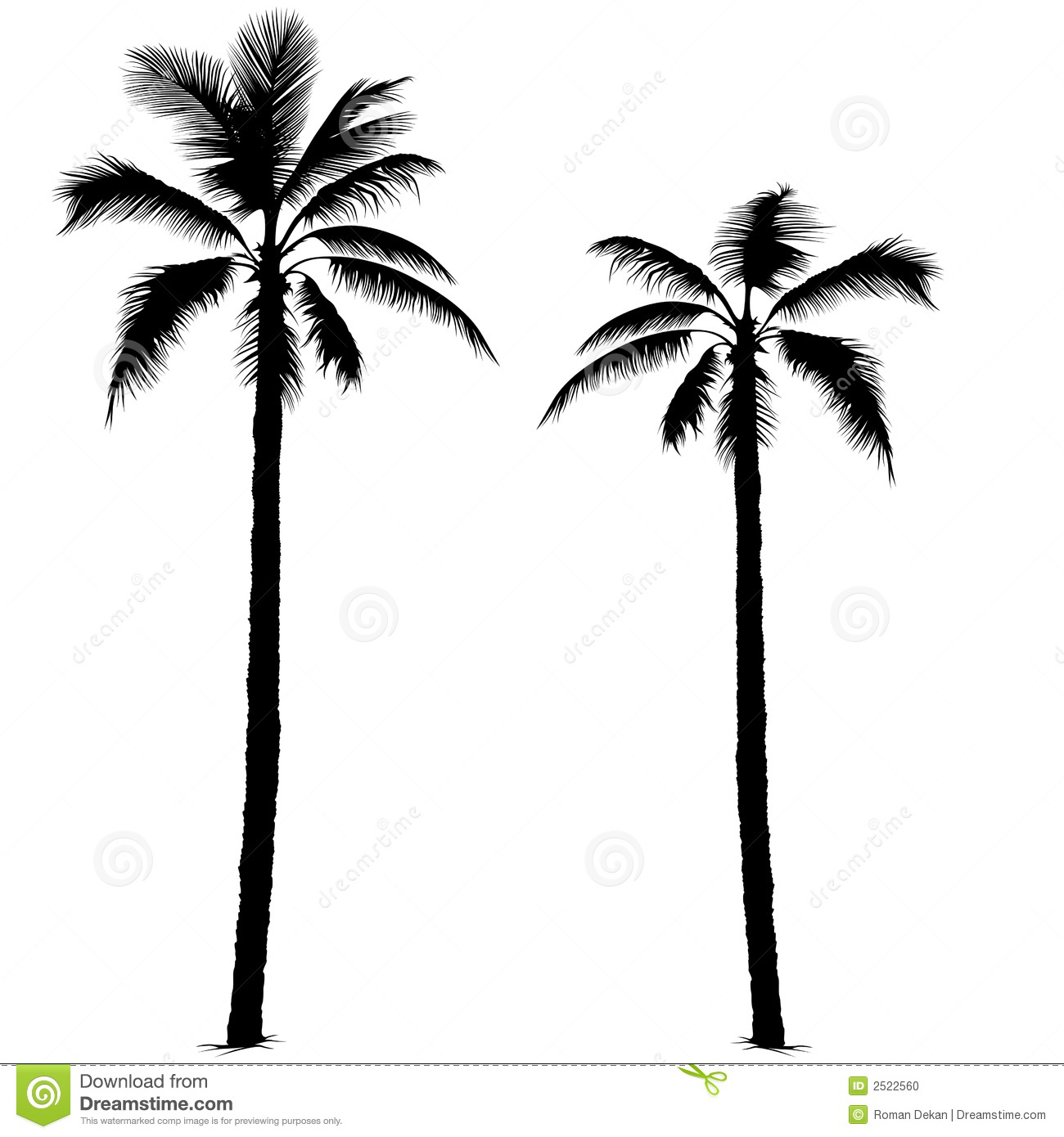 Palm Tree Silhouette Clipart Panda Free Clipart Images
