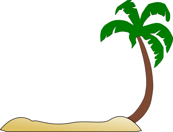 beach palm tree clip art clipart panda free clipart images rh clipartpanda com Small Colorful Flower Border Tropical Flower Border