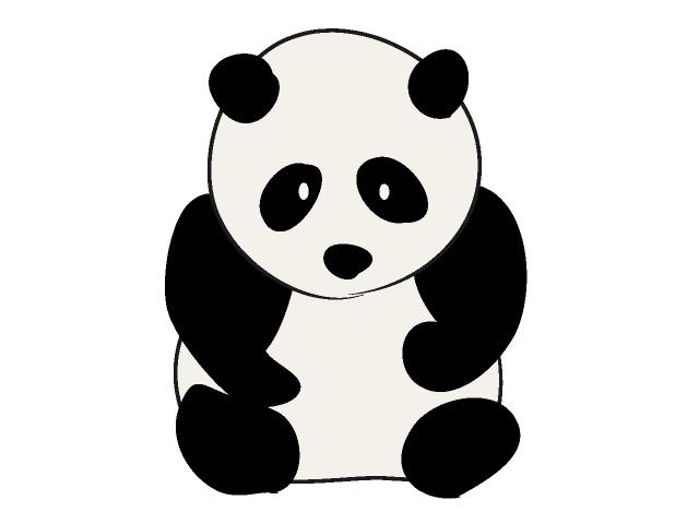02 panda clip art animal clipart panda free clipart images rh clipartpanda com panda clipart artists palette panda clipart cute
