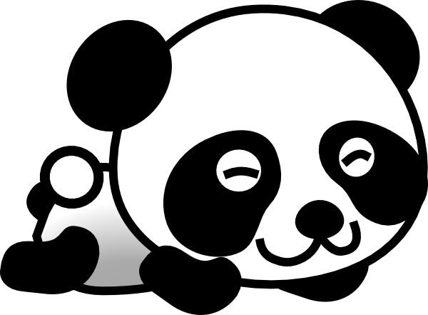 panda clip art vector clip clipart panda free clipart images rh clipartpanda com panda clip art sports panda clipart lent