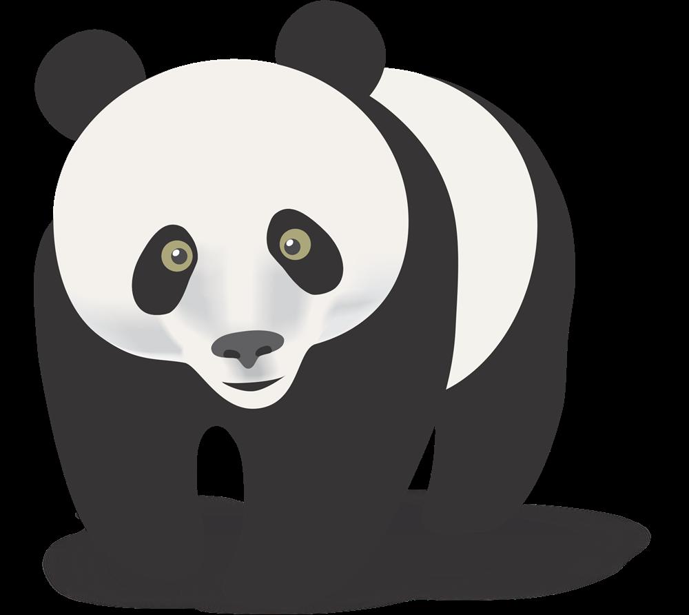 Panda Clipart | Clipart Panda - Free Clipart Images - photo#15