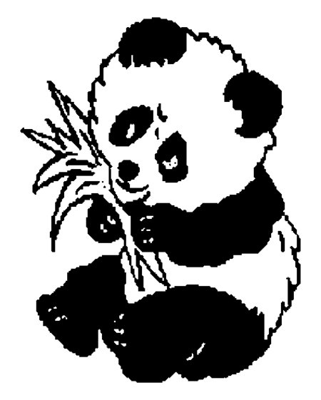 Panda coloring pages clipart panda free clipart images for Coloring pages panda
