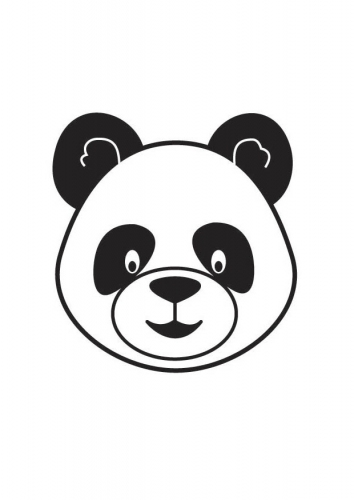 panda-coloring-pages-06 | Clipart Panda - Free Clipart Images