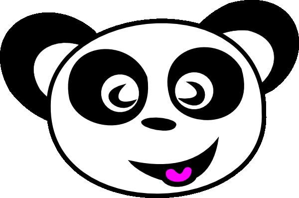 panda%20head%20clipart