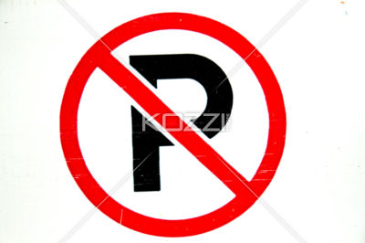 no parking traffic sign | Clipart Panda - Free Clipart Images