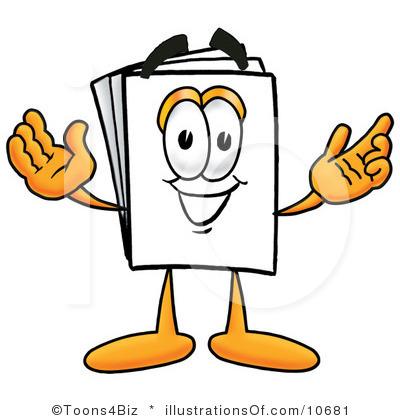 paper passer clipart - photo #10