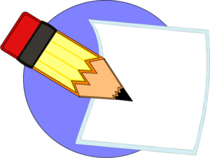 paper%20with%20writing%20clipart