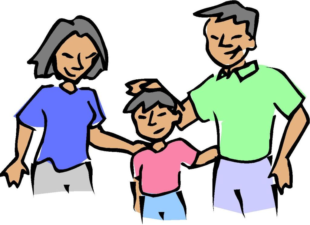 Parents Clip Art
