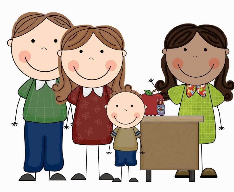 Image result for Parents and students clip art