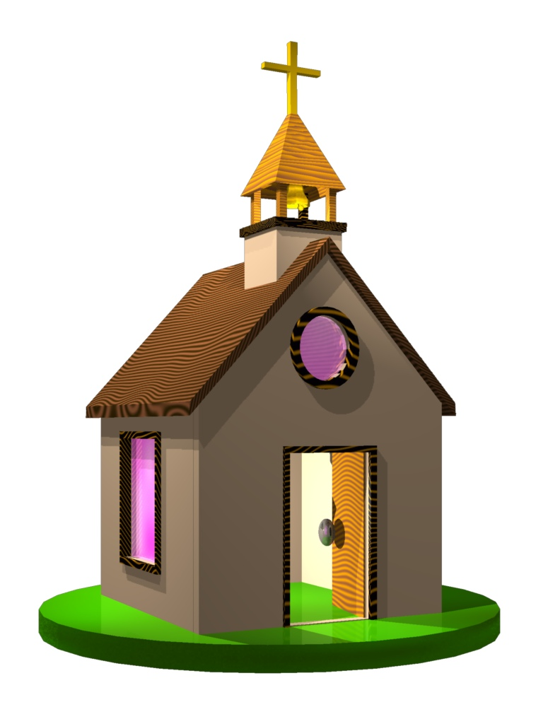 The Church Clipart