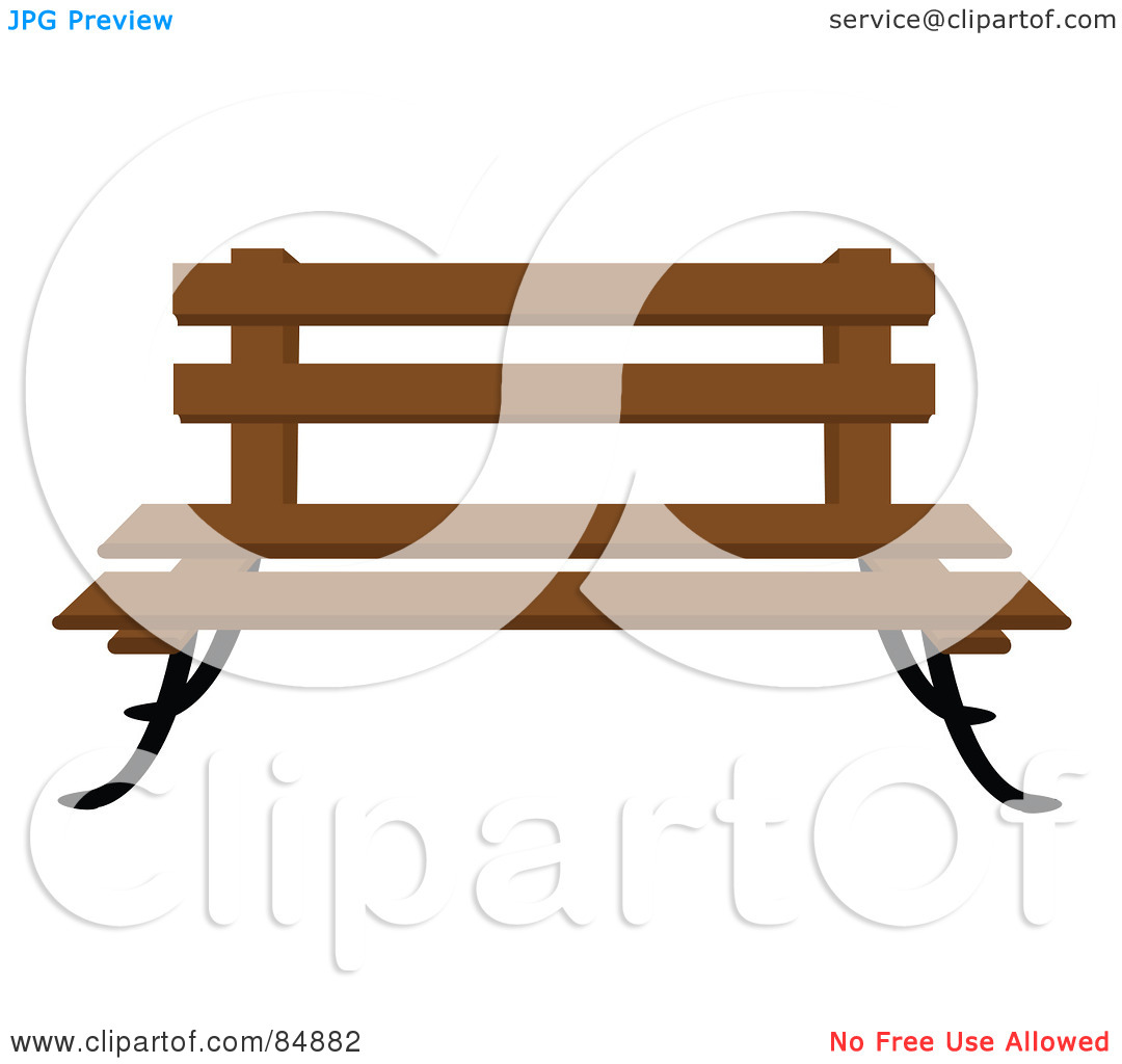 park-bench-clipart-black-and-white-Royalty-Free-RF-Clipart    Park Bench Clipart Black And White