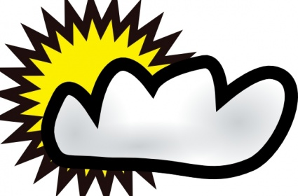 partly%20cloudy%20clipart%20black%20and%20white