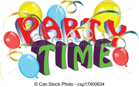 party time clip art clipart panda free clipart images rh clipartpanda com clipart party invites clipart party poppers