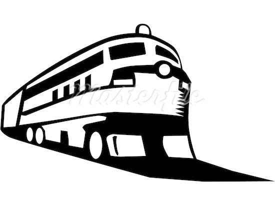 Passenger Train Clipart   Clipart Panda - Free Clipart Images  Passenger Train...