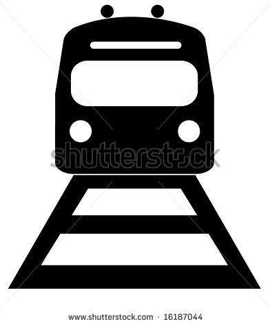 Passenger Train Clipart Black And White   Clipart Panda ...  Passenger Train...