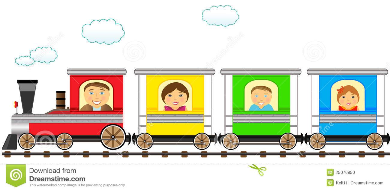 Passenger Train Clipart | Clipart Panda - Free Clipart Images