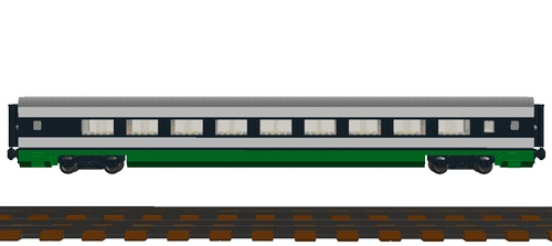 Passenger Train Side View   Clipart Panda - Free Clipart ...