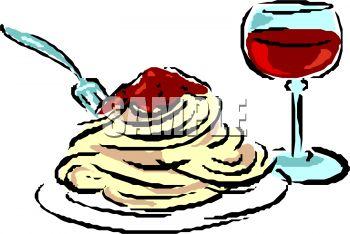 Plate Of Spaghetti Clipart | Clipart Panda - Free Clipart ...