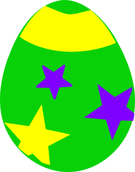 chevron easter egg clip art