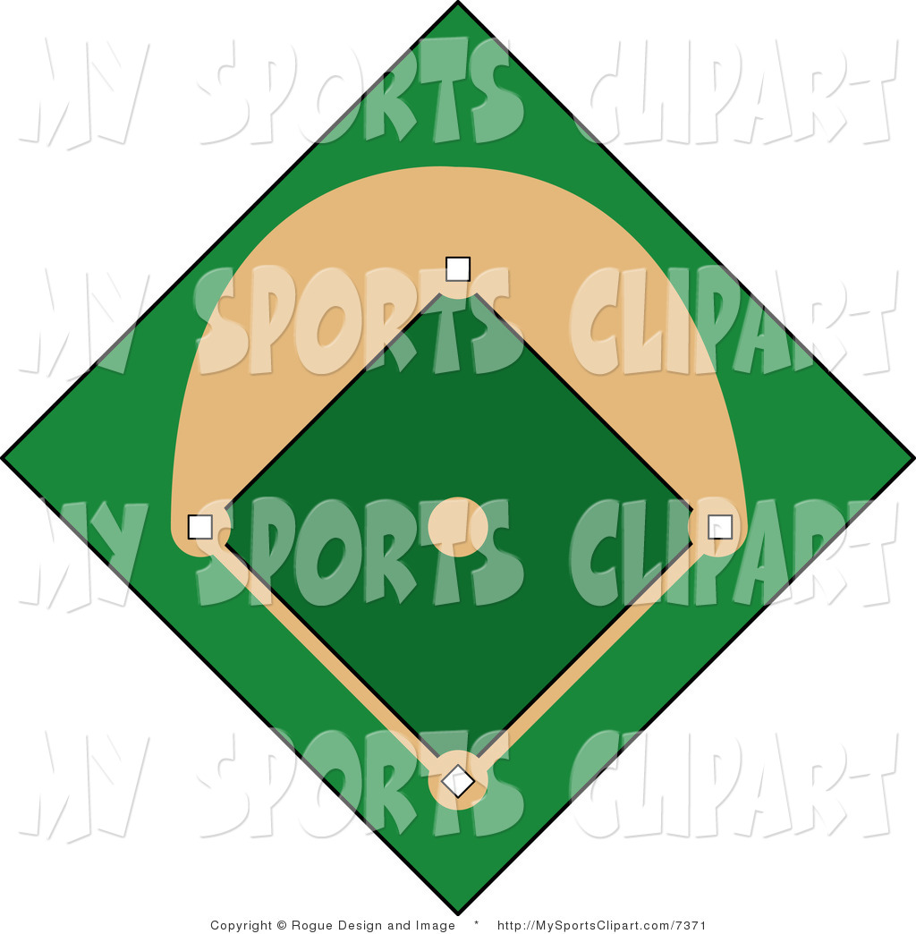 Baseball Field Clipart | Clipart Panda - Free Clipart Images