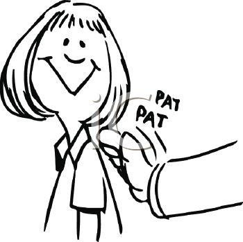 Pat clipart...