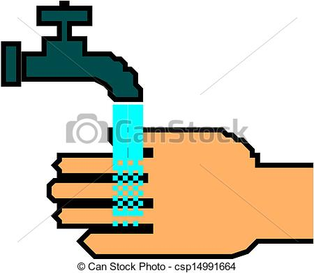 Clip Art Vector of Hand | Clipart Panda - Free Clipart Images