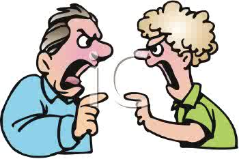 Free Clipart Arguing