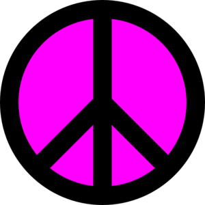 Peace Sign Clip Art Free | Clipart Panda - Free Clipart Images