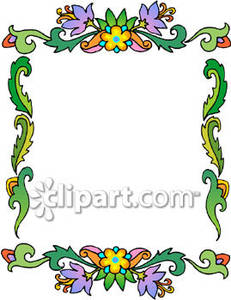 Peacock Border Designs Clipart Panda Free Clipart Images