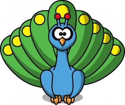 cartoon peacock clip art clipart panda free clipart images rh clipartpanda com peacock clipart images peacock clipart free