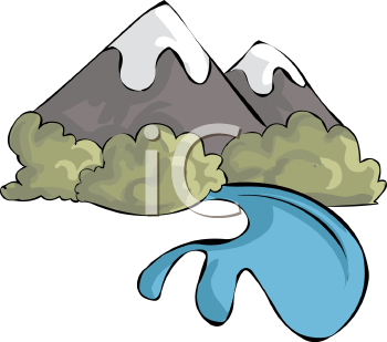 Mountain Peaks Clipart | Clipart Panda - Free Clipart Images