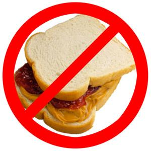 Peanut Butter Sandwich No Jelly | Clipart Panda - Free Clipart Images